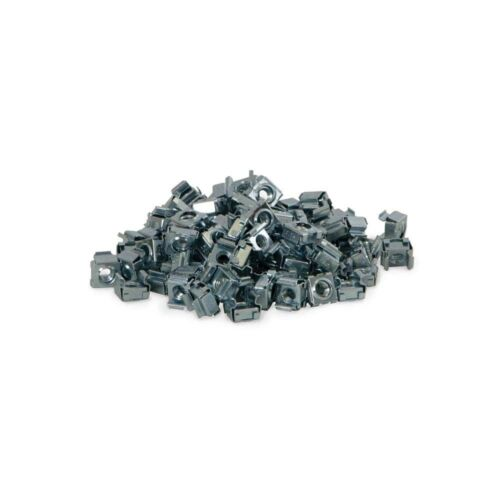 100 Pack USA Made 0200-1-002-04 Kendall Howard M6 Zinc Cage Nuts