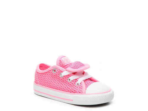TD Converse CTAS Double Tongue Oxford Pink Glow//Pink Glow//White 756058F