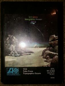 SEALED-YES-8-TRACK-TAPE-TALES-FROM-TOPOGRAPHIC-OCEANS-NEW-UNOPENED-LOOK