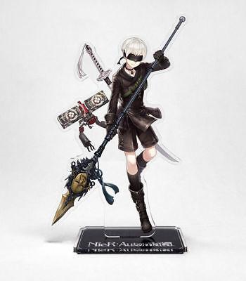 Game NieR Automata YoRHa 9S Acrylic Stand Figure Gift
