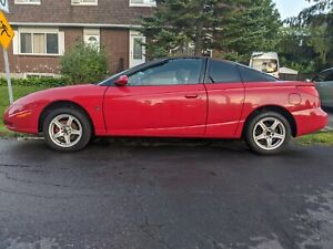 2001 Saturn SC2 - Well Maintained - Classic