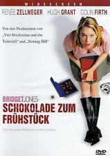 """BRIDGET JONES - SCHOKOLADE ZUM FRÜHSTÜCK (""""BRIDGET JONES'S DIARY"""") / DVD"""