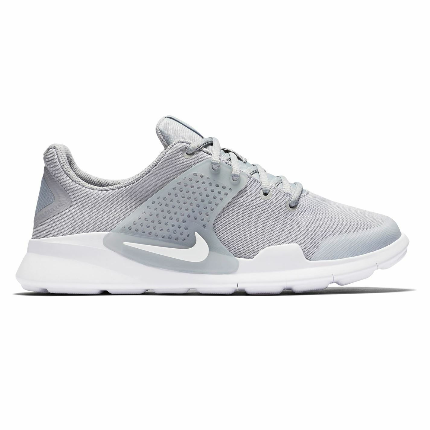 Nike Arrowz Trainers Mens Grey White Sports shoes Sneakers