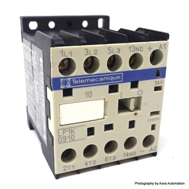 Contactor LP1K-0910BD Telemecanique 4kW 24VDC 1NO LP1K0910BD *NEW*