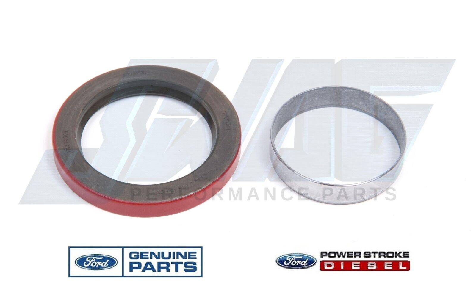 Details about 7 3L Powerstroke Diesel OEM Genuine Ford Front Crankshaft  Main Seal F250 F350
