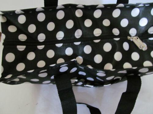 10 DESIGNS LADIES SILKY WEEKEND HANDBAG HOLDALL OVERNIGHT TRAVEL SHOPPING BAG