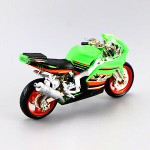 HOT-WHEELS-1-18-MOTO-RACER-BIKE-Asst-47118-MATTEL-DIECAST-MODELO