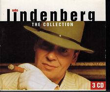 3CD BOX Udo Lindenberg The Collection,Neuwertig,Titel 2. Foto,Spectrum 554518-2
