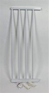 Tuerschutzgitter-Verlaengerung-Universalerweiterung-Munchkin-Lindam-28cm-weiss