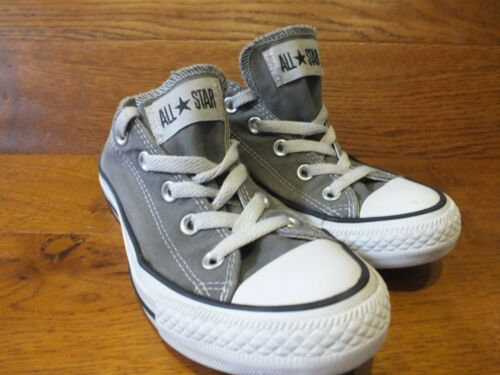 de 4 Zapatillas Converse Gris Ct grises Star Uk de deporte lona 36 All Eu 5 ppvqTwI