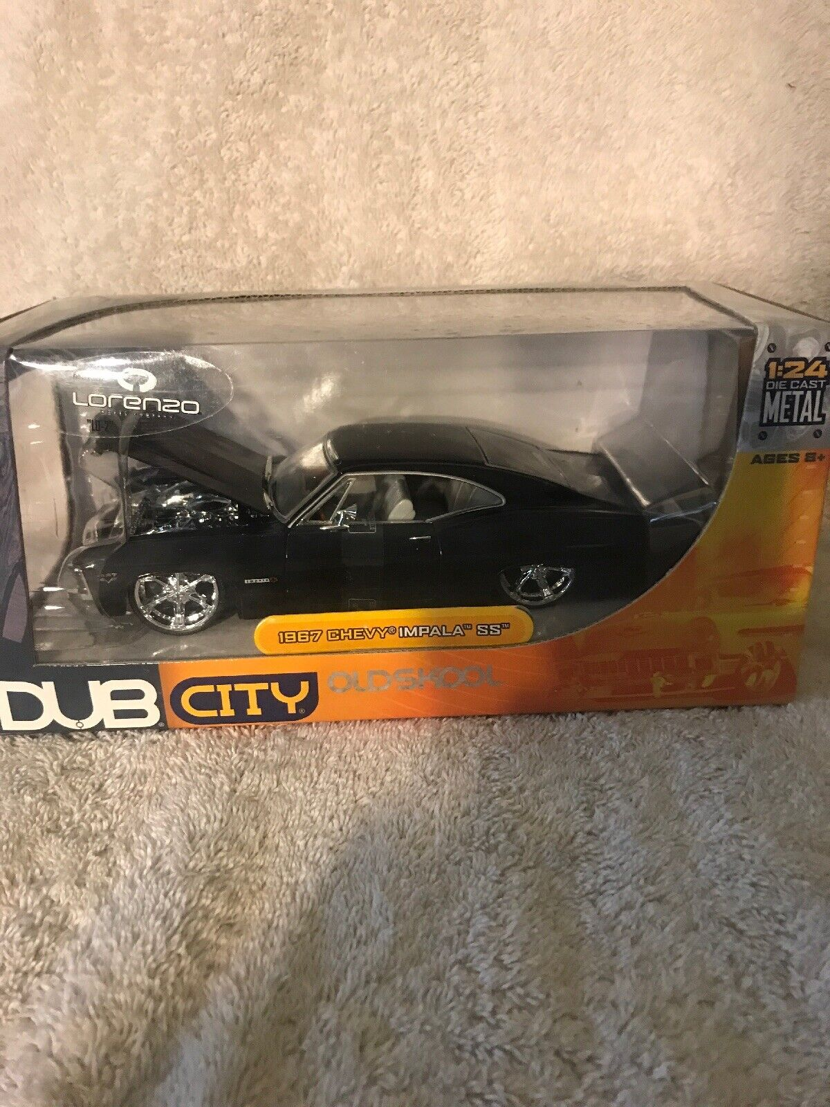 precio al por mayor 2004 Jada Juguetes Dub City Old Skool Skool Skool (Negro) 1967 Chevy Impala Ss 1 24 Nuevo en Caja.  Raro   Todos los productos obtienen hasta un 34% de descuento.