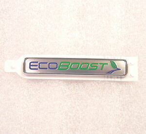 Image Is Loading Ford Fusion Ecoboost Decklid Trunk Lid Emblem New
