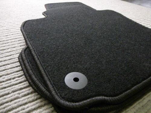 SCHWARZ NEU $$ Original Lengenfelder Fußmatten passend für Ford Ka 2008-2013