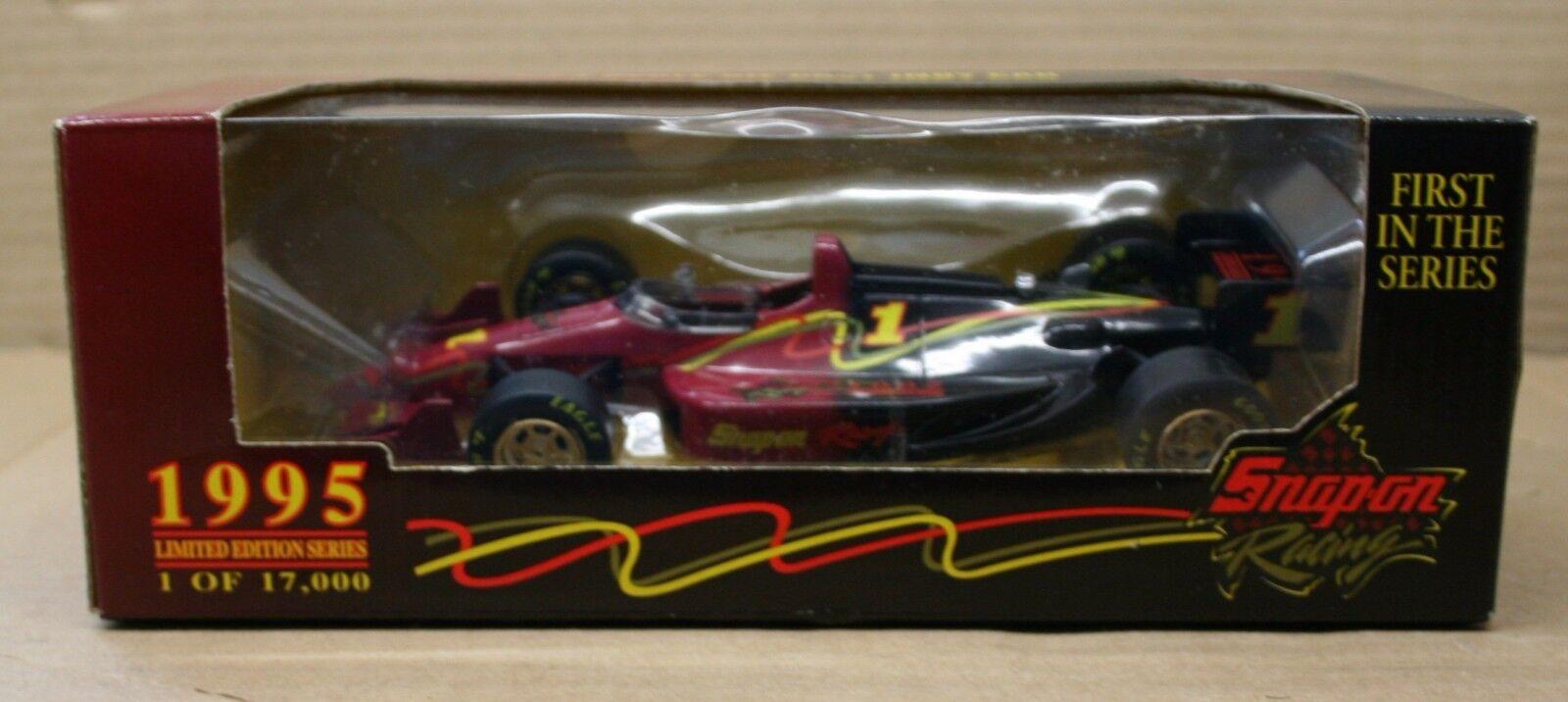 Snap-On Racing 1995 edición limitada serie 1 24 Scale Die Cast Indy Car