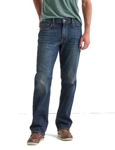 Morbido Bellmead Slavato Jeans Uomo Blu Taglio Lucky 181 Dritto Brand q4Twtw0