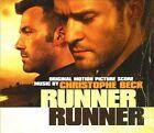 Runner Runner [Original Motion Picture Score] [Digipak] by Christophe Beck (Composer) (CD, Oct-2013, Lakeshore Records)