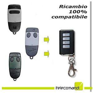 Telecomando radiocomando compatibile CARDIN S449 QZ/1 QZ/2 - TXQ 449100 - 449200