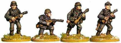 5 random WW2031-28mm EOE Orbis WW2 Wehrmacht Casualties