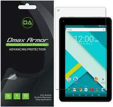 """3-Pack Dmax Armor RCA Voyager III 7"""" (RCT6973W43) HD Clear Screen Protector"""