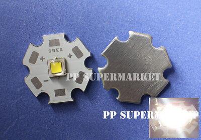 1PCS  Cree XLamp XP-E2 XPE2 1W 3W Nature White 4500K LED Emitter diode on 20mm