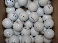 40 Grade B Titleist NXT Tour and Tour s golf balls