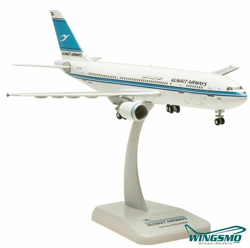 HOGAN Wings Airbus a300-600r Kuwait Airways scale 1 200 li0533gr