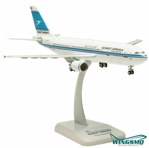 Hogan Wings Airbus A300-600R Kuwait Airways Scale 1:200 LI0533GR