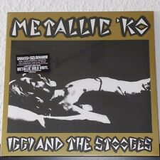 Iggy And The Stooges - Metallic K.O. / LP (FREUDLP096G) limited gold