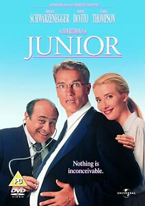 Junior-1994-Edizione-Regno-Unito-DVD-import-no-audio-ita