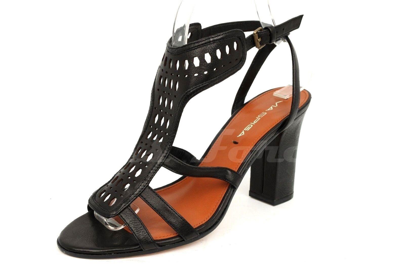 Stuart Weitzman New Women's Beige Woven Leather Slingback Sandals Shoes Size 11M