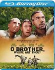 O Brother Where Art Thou 0786936761146 With George Clooney Blu-ray Region a