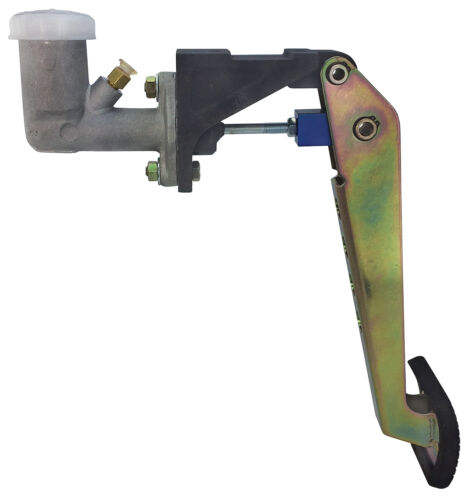 """Lightweight Steel Swing Mount Clutch Pedal with 3//4/"""" Bore Master Cylinder #1867"""