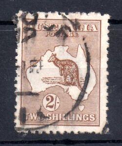Australie 1916 2/- Roo Sg41 Fine Used Ws9535-afficher Le Titre D'origine