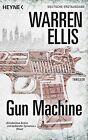Gun Machine von Warren Ellis (2013, Taschenbuch)