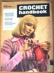 Crochet-Handbook-The-Australian-Women-039-s-Weekly-1973