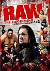Raw The Beginning Best of Seasons 1 & 2 World Wrestling DVD