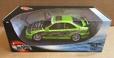 Hot Wheels Custom Honda Civic Si Super Street Wings West Car Die Cast 1:18 NEW