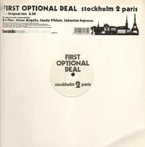 FIRST OPTIONAL - Stockholm 2 PARIS - Beside Music