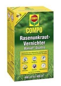 COMPO-Rasenunkrautvernichter-Banvel-Quattro-400ml