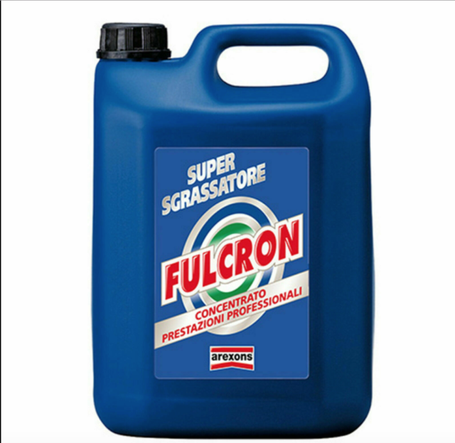 AREXONS Fulcron Sgrassatore Concentrato  5L - Blu