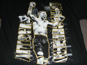 Boxing Xl Square officiële Madison Garden New Zeldzame 2018 York Lomachenko T shirt 7IbYfyv6g