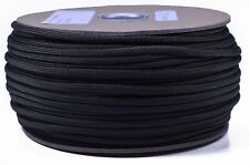 Olive Drab - 250 Feet Spool Bored Paracord Brand 550 Type III Paracord
