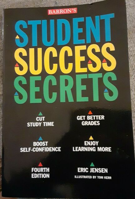 Student Success Secrets/Cut Study Times/Improve Grades Confidence Booster