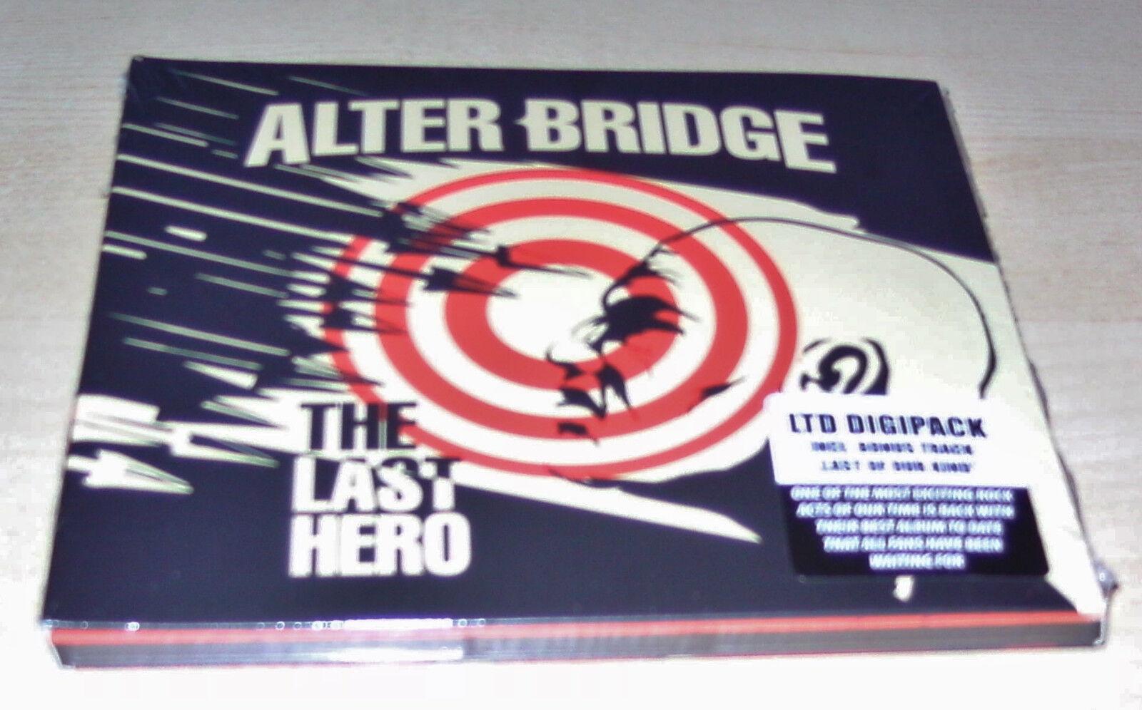 alter bridge the last hero tracklist