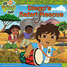 Diego's Safari Rescue by Nickelodeon (Paperback, 2008)