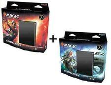 Magic the Gathering CCG Commander Legends Commander Deck Display set preorder