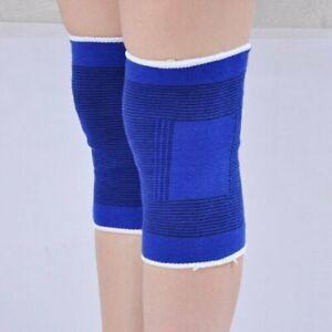 Elastic Neoprene Knee Brace Support Guard Arthritis Pain Gym Sports Protector