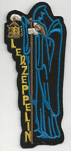 LED-ZEPPELIN-LANTERN-IRON-or-SEW-ON-PATCH