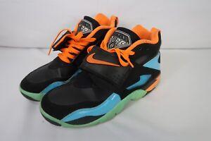 d66f373838 Men's Nike Size 9 Nike Air Diamond Turf Deion Sanders 309434-010 ...