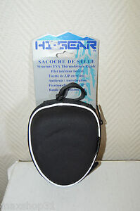 SAC-DE-SELLE-HI-GEAR-VELO-NEUF-SADDLE-BAG-BIKE-SACOCHE-TROUSSE-FIX-CLIP